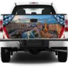 High Quality Pick-Up Truck Tailgate Wraps – USA Las Vegas